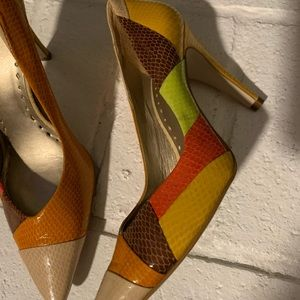 BCBG pumps in size 8.5